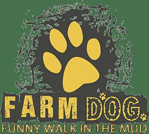 logo farm dog